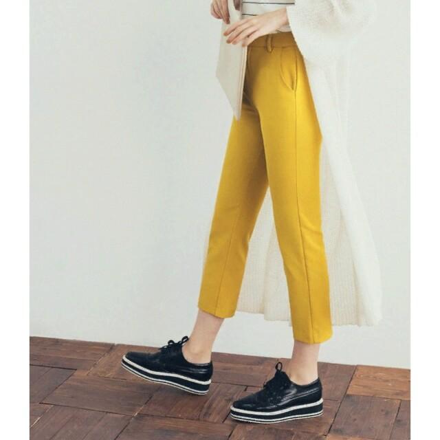 全新!韓系小清新九分西裝褲  此款版型適中