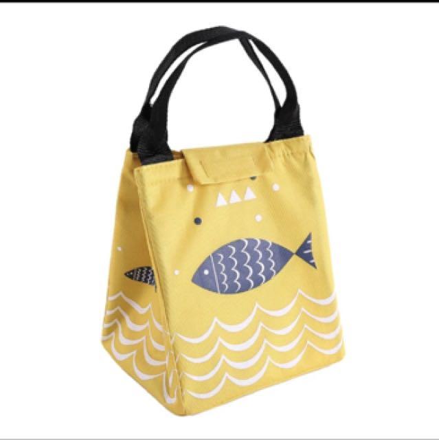 小魚 餐袋 減塑環保♻️