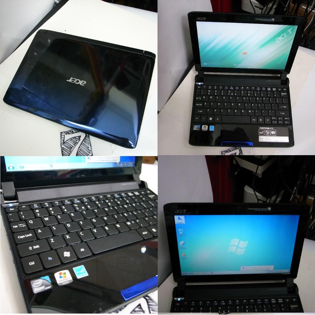 Acer Aspire One KAV50 101 LED SOLD OUT Electronics Komputer Dan