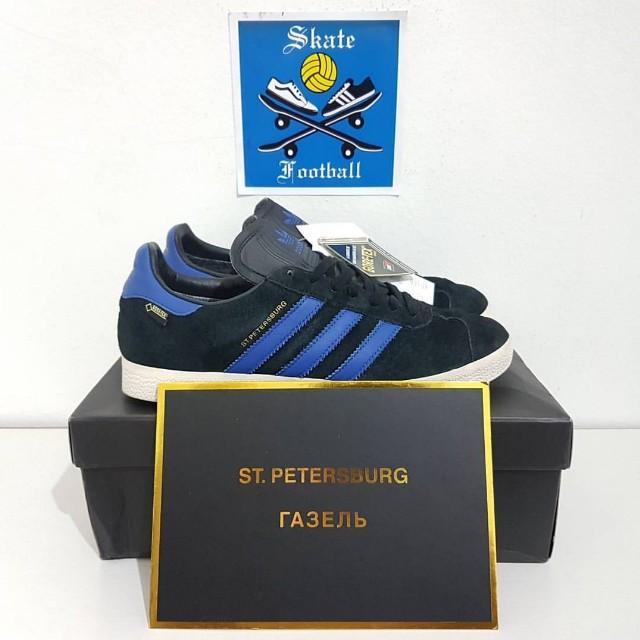 Adidas Fesyen Gazelle Preloved Fesyen 15835 Pria, Sepatu di di Carousell 3c7a735 - hotlink.pw