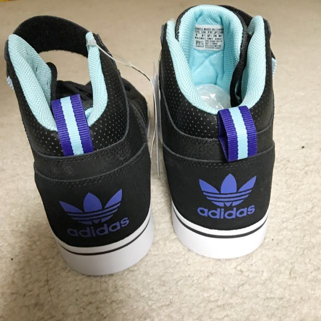 Adidas Variall Mid Shoes Men's Size 9