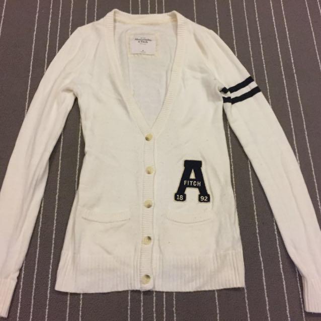 A&F針織外套