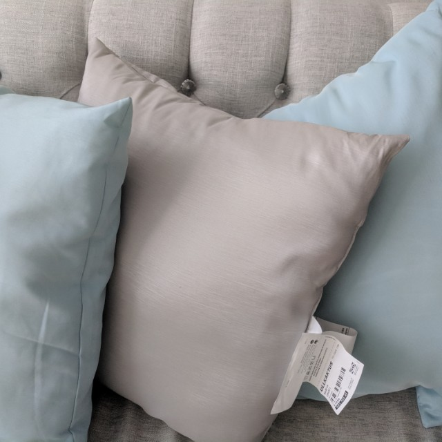 All 6 Pillows for $30