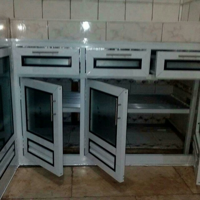 Aluminum Kitchen Cabinets Philippines | Review Home Co
