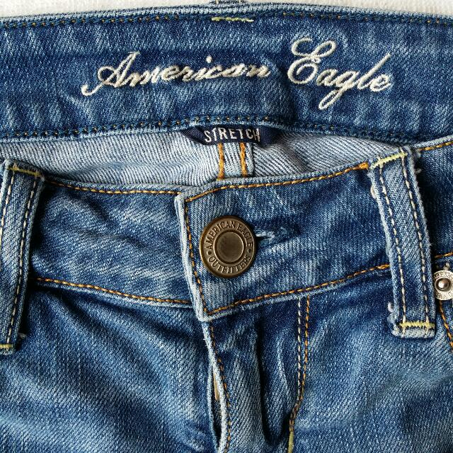 American Eagle Denim Pants