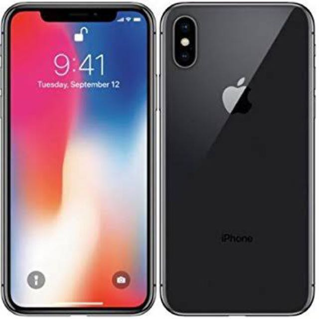 Apple iPhone X 64GB Brand new (space grey) 48a01ff5ac