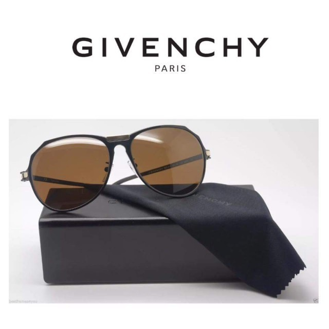AUTHENTIC GIVENCHY AVIATOR SUNGLASSES