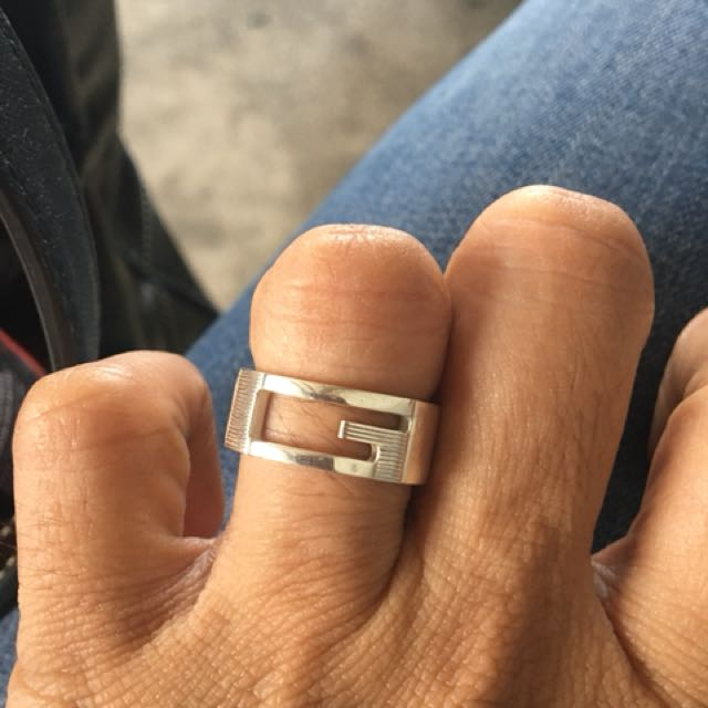 Authentic Gucci Ring