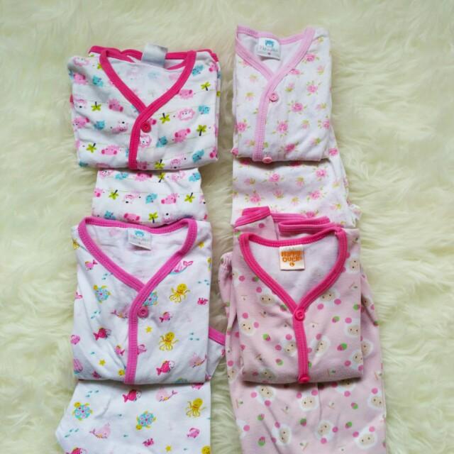 Baby pyjamas 4set