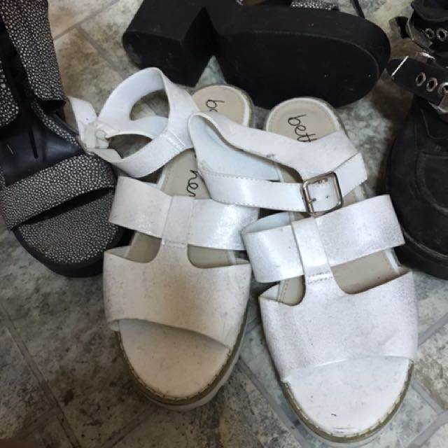 Betts sandals