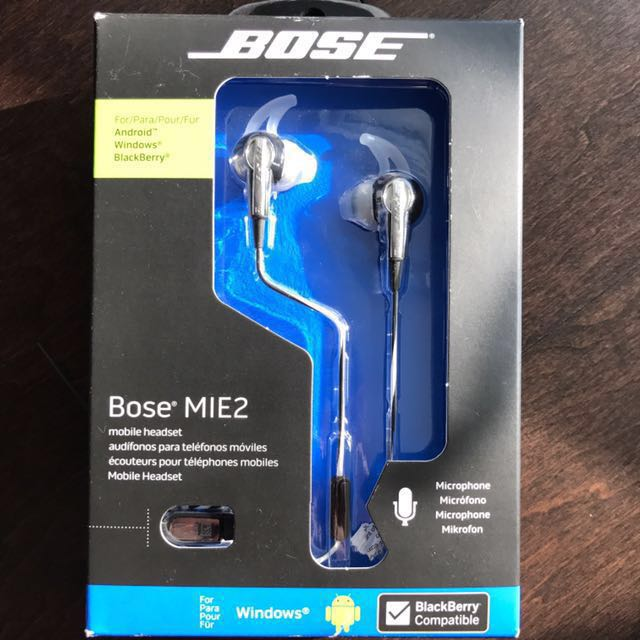 BOSE MIE 2 mobile Headset BRAND NEW