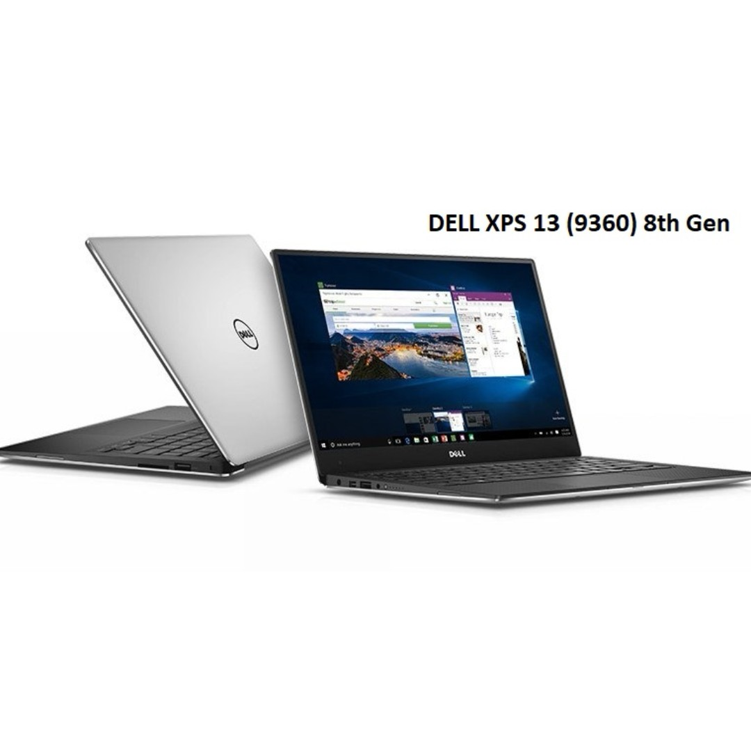 Brand New Dell Xps 13 8th Gen 9360 Electronics Computers Inspiron 3462 Intel Celeron N3350 Laptops On Carousell