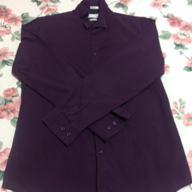 calvin klein long sleeves authentic