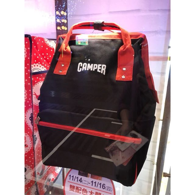 Camper後背包