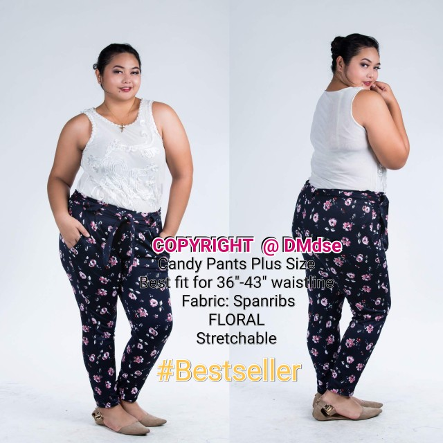 CANDY PANTS PLUS SIZE