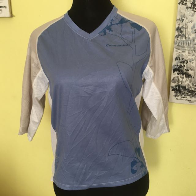 CANNONDALE DRI-FIT CYCLING JERSEY TOP