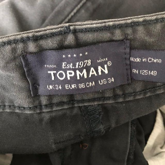 Celana Topman