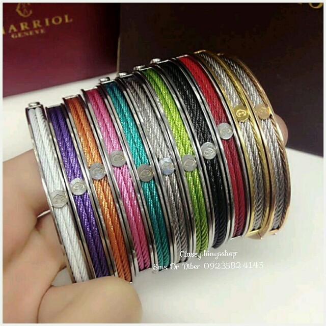 Charriol Forever Colors Bracelet