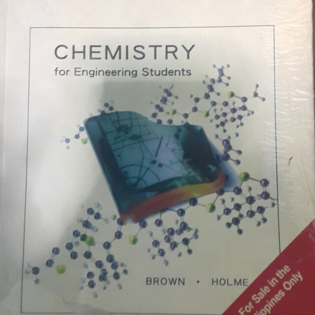 chemistry for engineering students books books on carousell