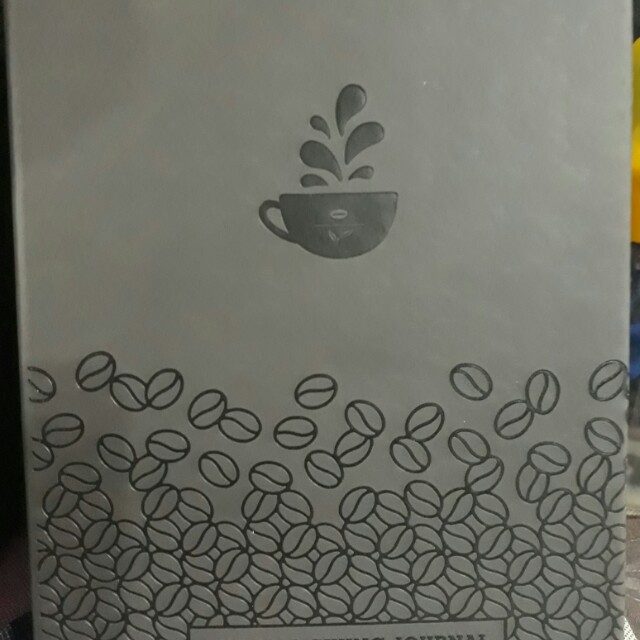 Cofee Bean and Tea Leaf 2018 Planner