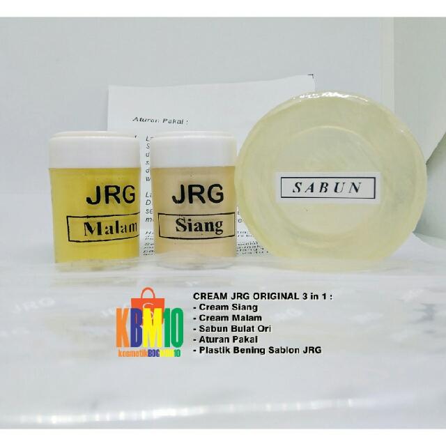 CREAM WHITENING JRG ORIGINAL