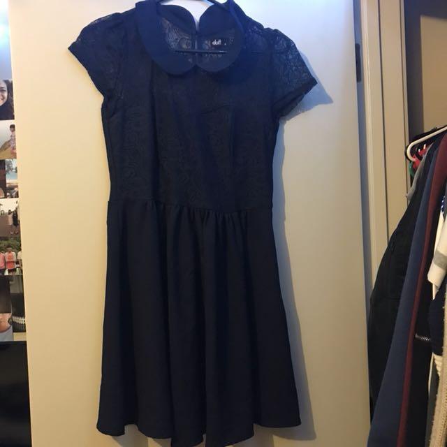 Dotti Navy Blue dress