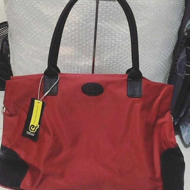 Ecosusi Oversized Travel Tote Bag