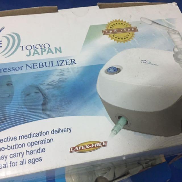 Elite Nebulizer