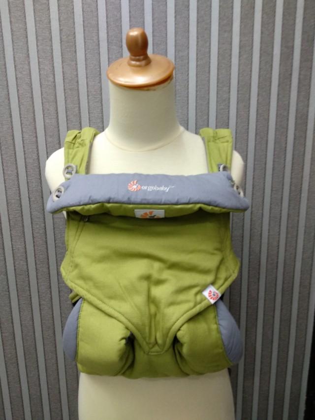 Ergobaby Ergo 360 Baby Carrier Gendongan Bayi Hadap Depan Luar SSC