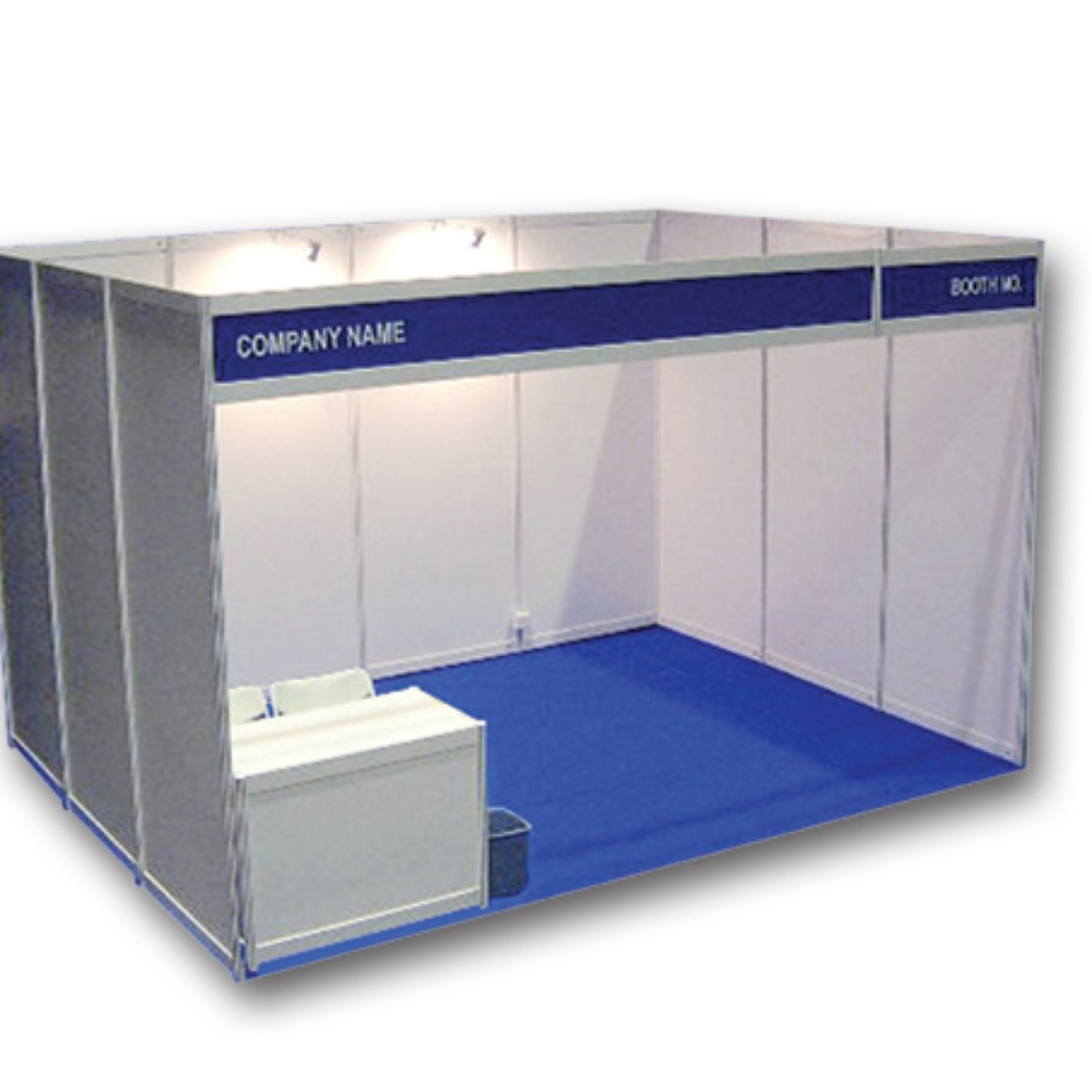 Exhibition Booth For Rental : Exhibition booth rental everything else on carousell