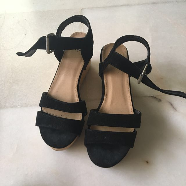 Factorie Chunky Wedges
