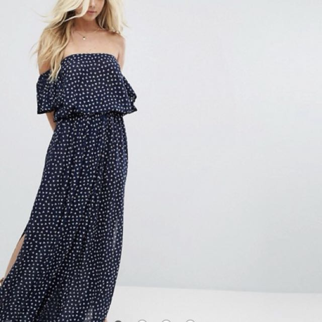 Faithfull the brand la Digue Maxi Dress