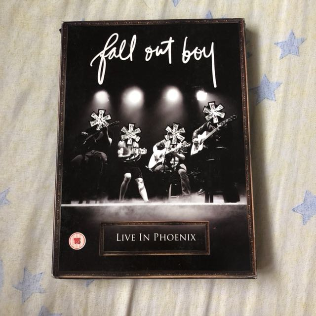 Fall Out Boy - Live In Phoenix (CD+DVD)