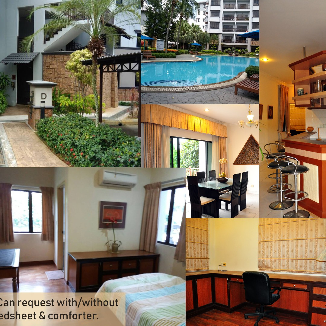 (For Rent: Single Bedroom) Fully furnished cosy single bedroom @ Cyberjaya!