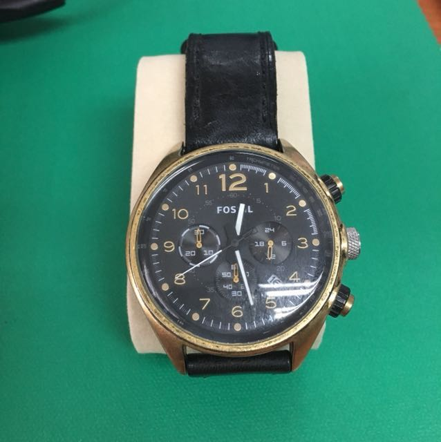 Fossil Watch Chronograph CH 2783