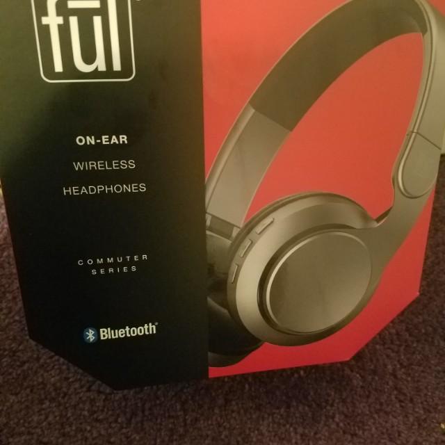 Ful Commuter Series Wireless Headphones!