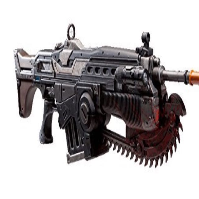Gears of War 4 Lancer Collectable