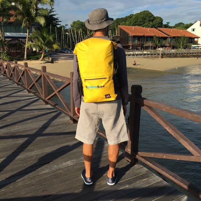 Genuine Hydrosac waterproof Backpack cfa700f36c38d