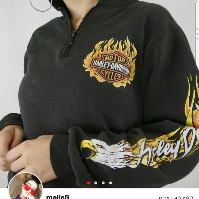 Harley Davidson vintage sweater