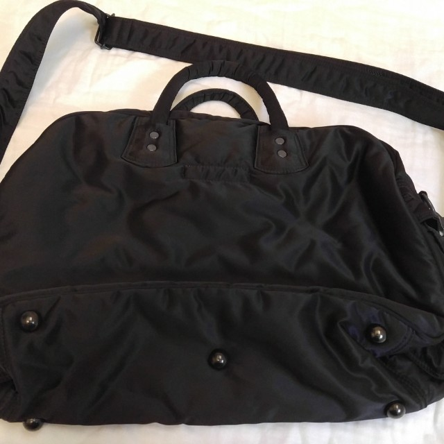 ce46e08594 head porter boston bag (M) tanker original 黑色black