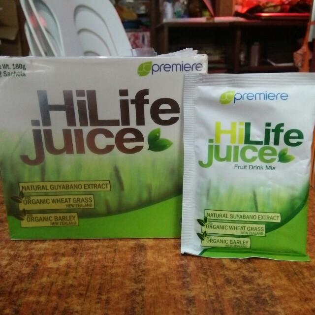 HiLife Juice