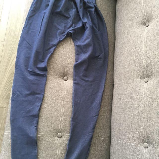 Hip hop Blue Hammer Pants