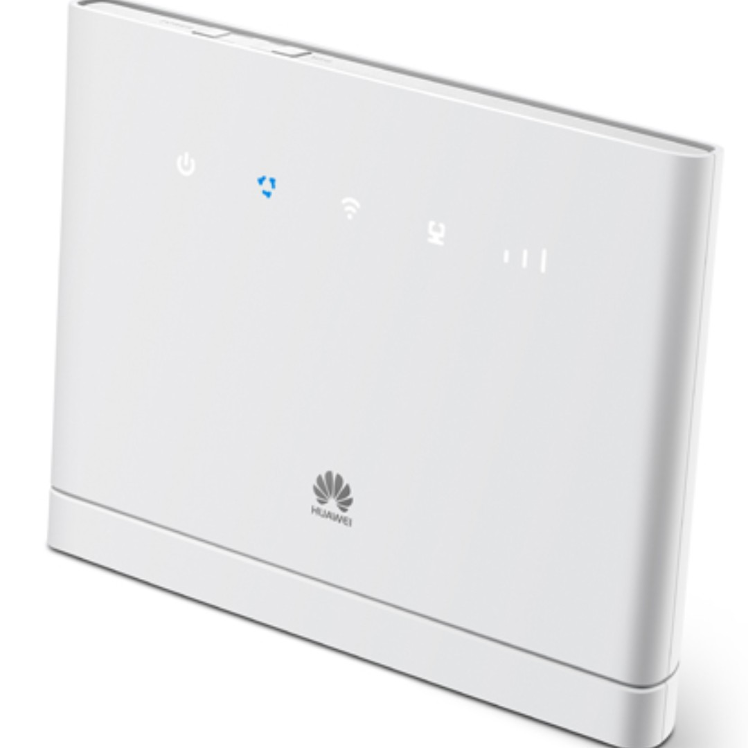 Huawei B315 4G CAT 4 LTE CPE 150Mbps Sim Card Wireless Gateway Router