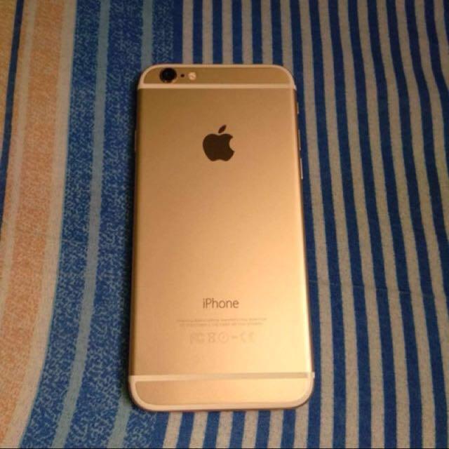 Iphone 6 Factory Unlocked 16gb rush (repriced)