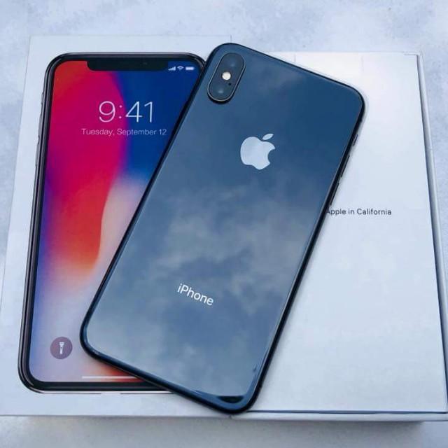 iPhone X 64gb spacegrey