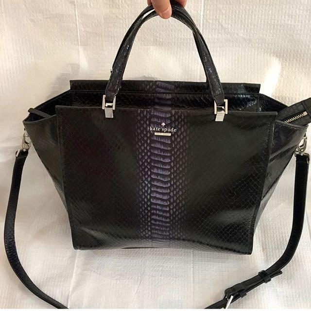 Kate Spade Leather Sling Bag - Unused