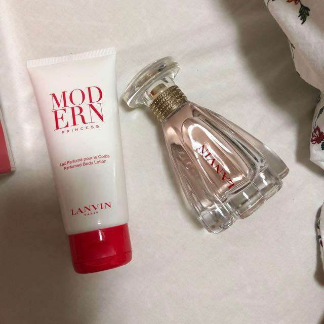 Lavin Modern Princess perfume & lotion