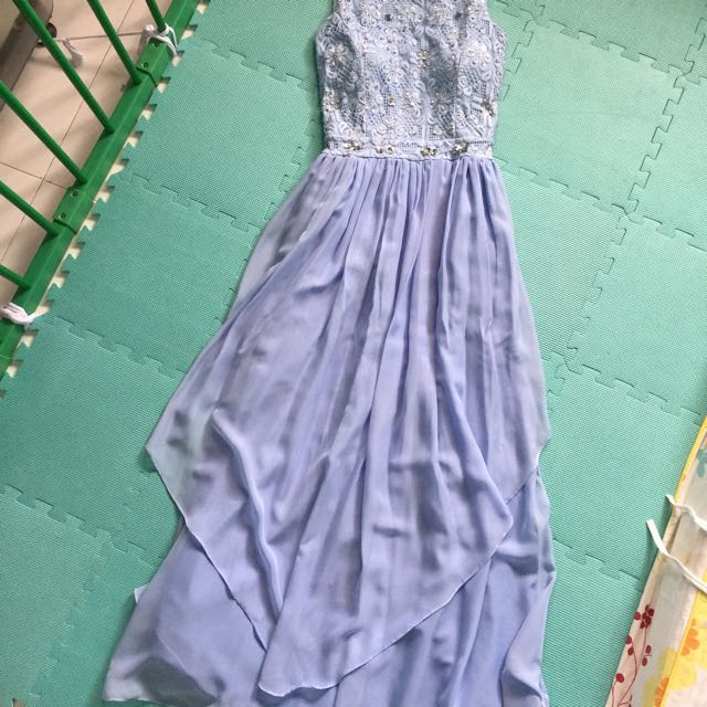 Long dress gown