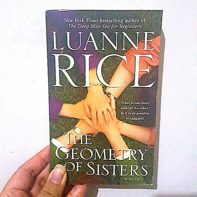 Luanne Rice: The Geometry of Sisters (paperback)