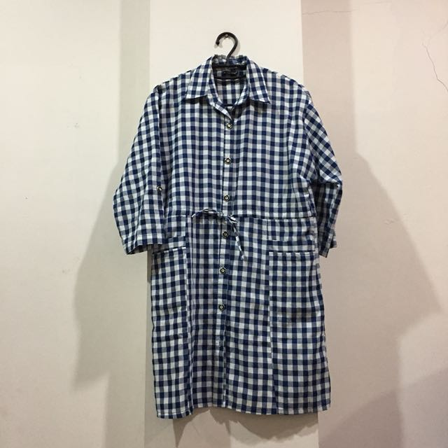 LUNIX Shirt Dress
